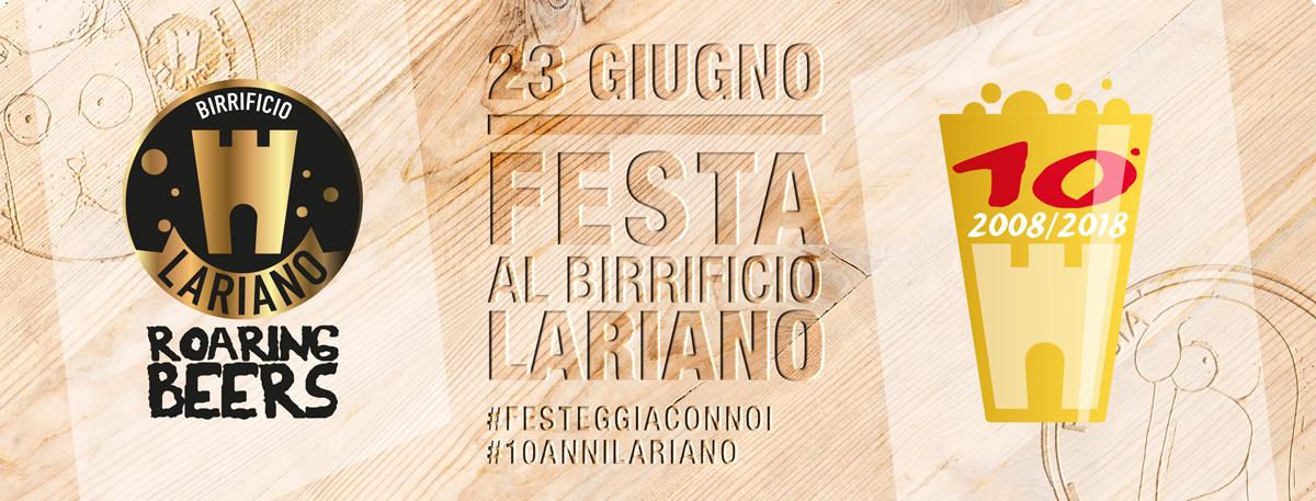 Festa Birrificio Lariano