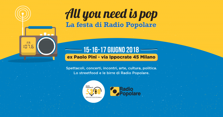 All You Need Is Pop